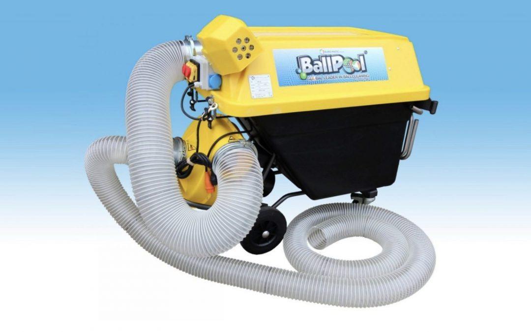 BallPool Cleaning